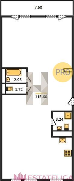Продажа квартиры ЖК Arco di Sole. Лот 728569