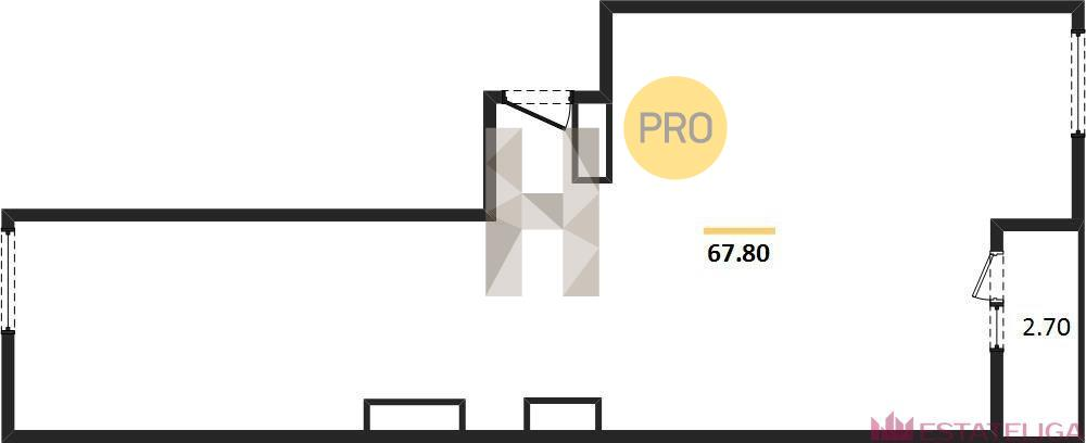 Продажа квартиры ЖК Царская площадь. Лот 733430