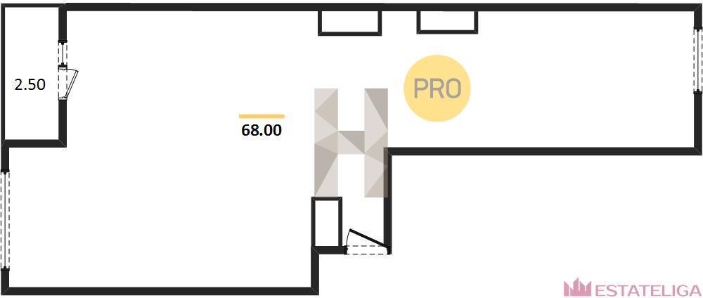 Продажа квартиры ЖК Царская площадь. Лот 733384