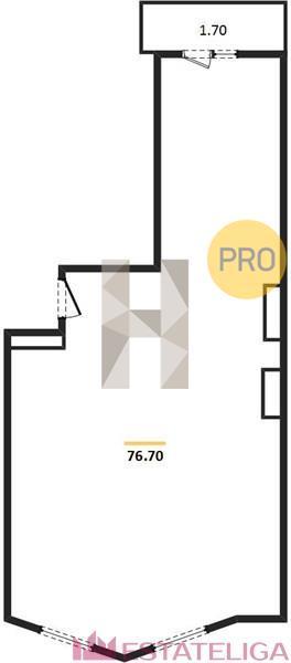 Продажа квартиры ЖК Царская площадь. Лот 733700
