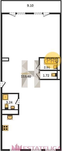Продажа квартиры ЖК Arco di Sole. Лот 728436