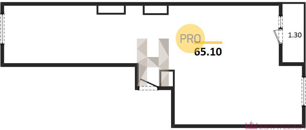 Продажа квартиры ЖК Царская площадь. Лот 733841