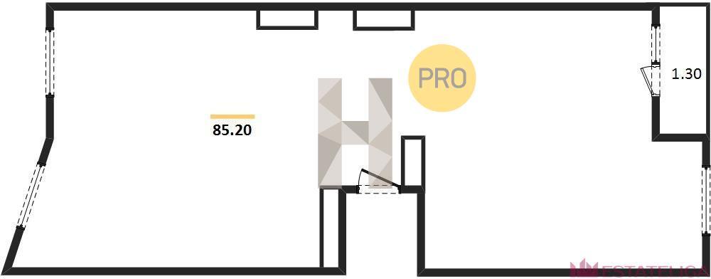 Продажа квартиры ЖК Царская площадь. Лот 733796
